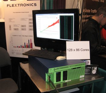Figure Four: Flextronics Personal Supercomputer